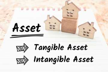 Business management - tangible and intangible assets