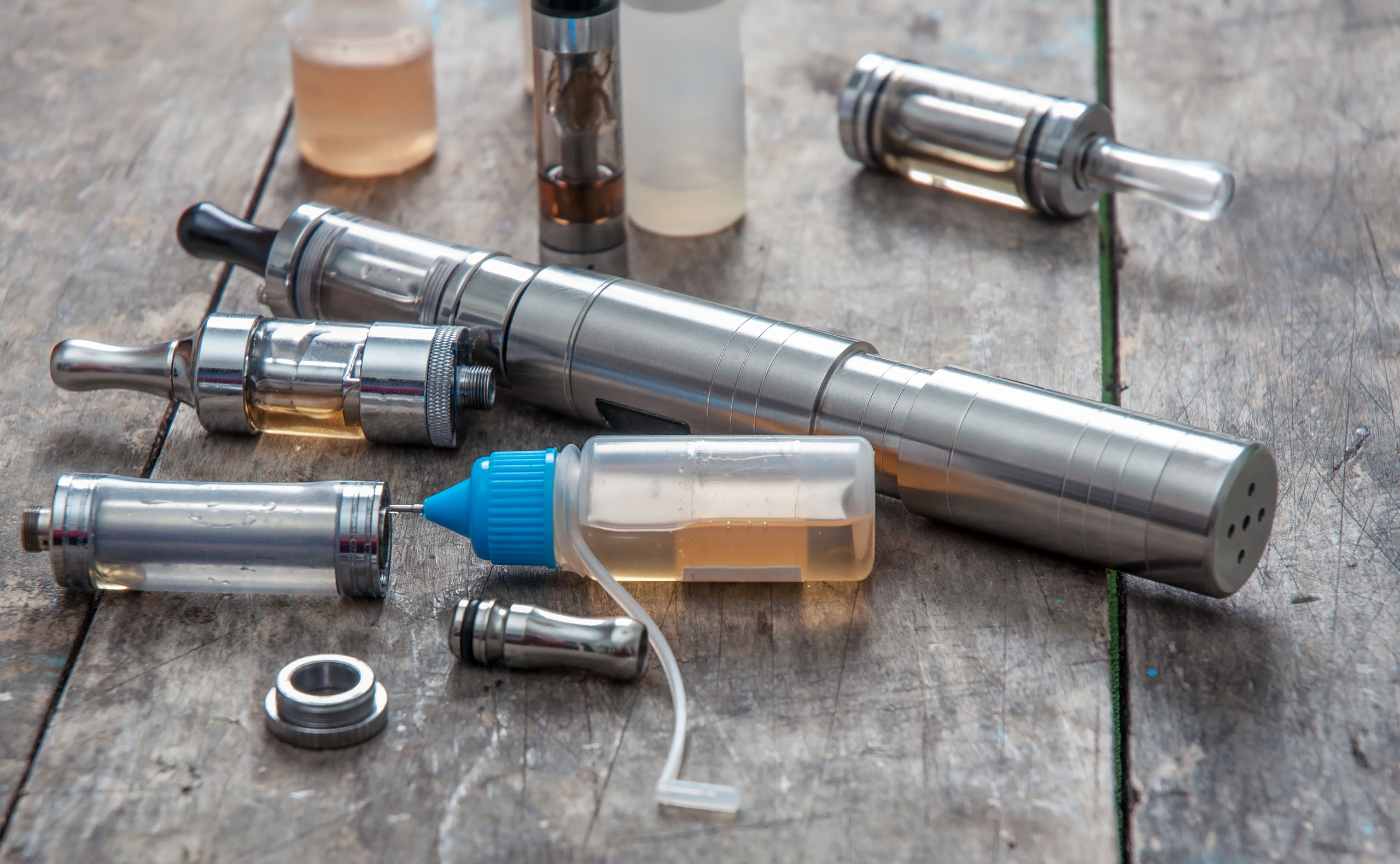 How to become an e-cig retailer