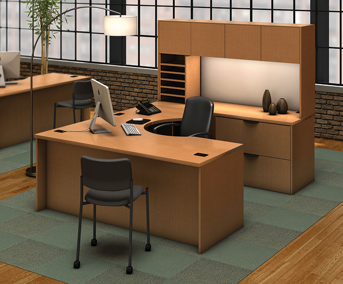 important features of home office furniture