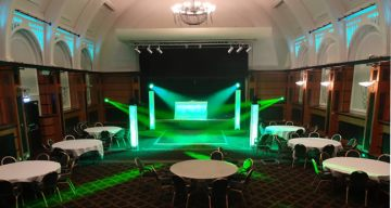 Organising a corporate event by the book
