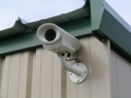 Protect your investment with security cameras