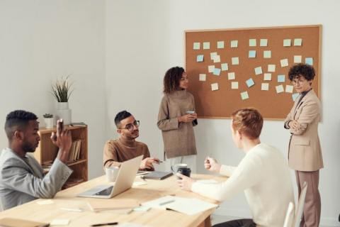 Tips to Boost Productivity at the Office - Keeping Employees on Their Feet Picture