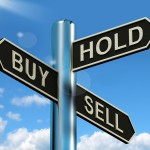Buy-Hold-And-Sell-Signpost-Representing-Stocks-Strategy