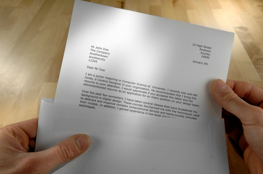 to Address a Business Letter