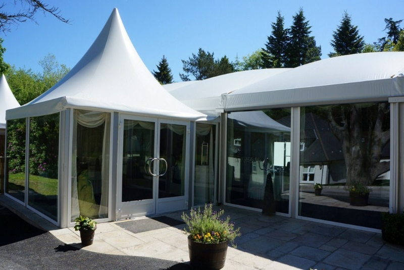 What can you use a marquee for