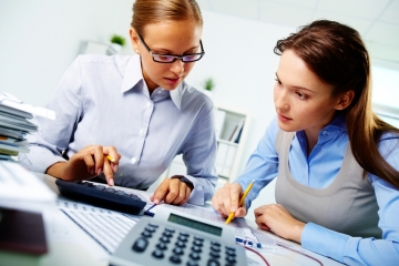 Consider using outsourced accounting services