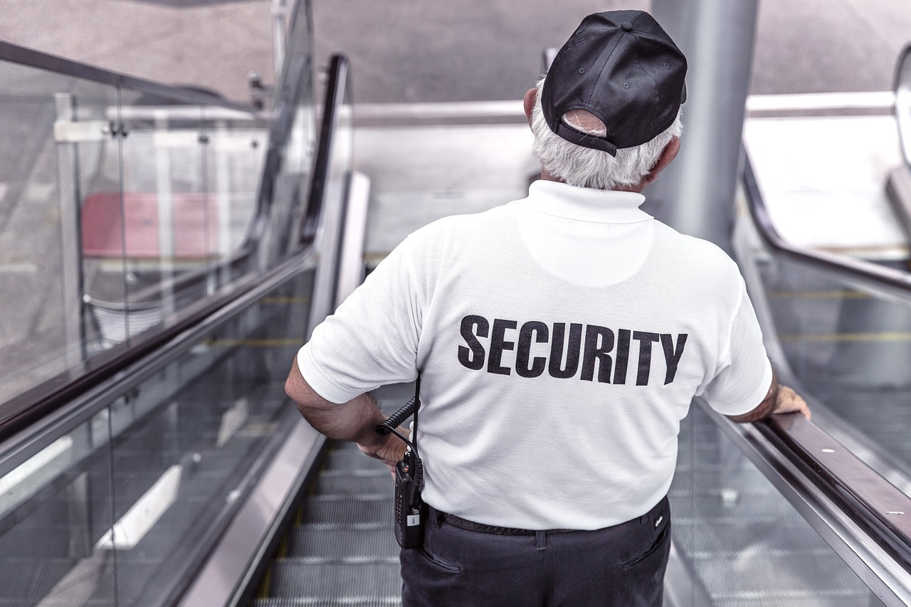 Hiring security guards
