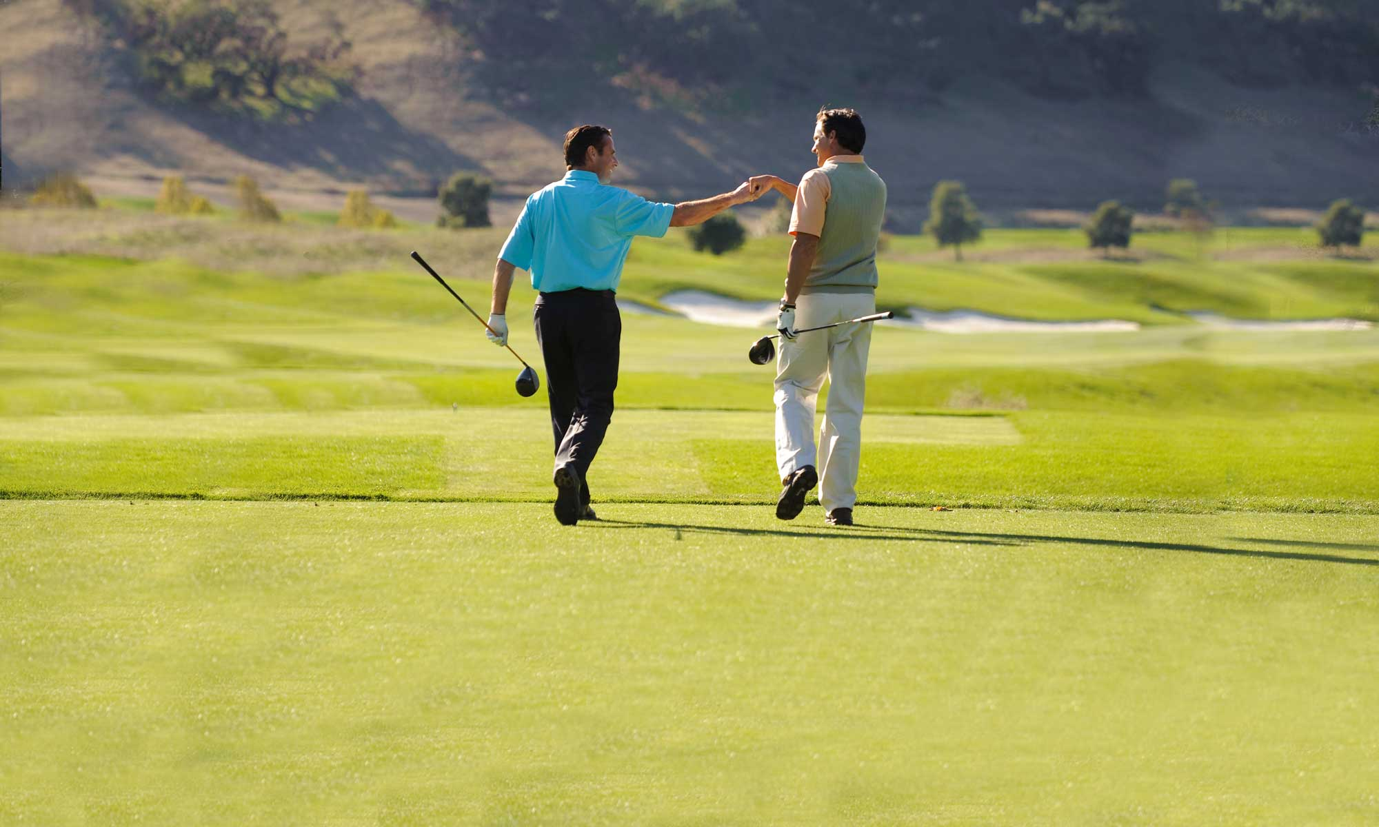 How to Do Business on the Golf Course Picture