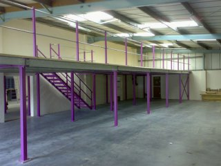 How to save money and space with mezzanine floors