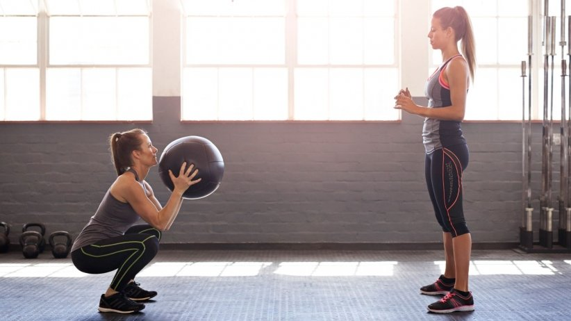 Steps to follow for a personal training business