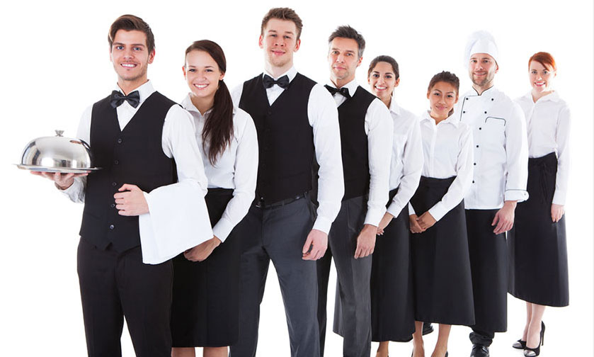 The importance of staff in the hospitality business