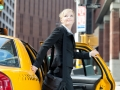 Use a taxi when travelling for business