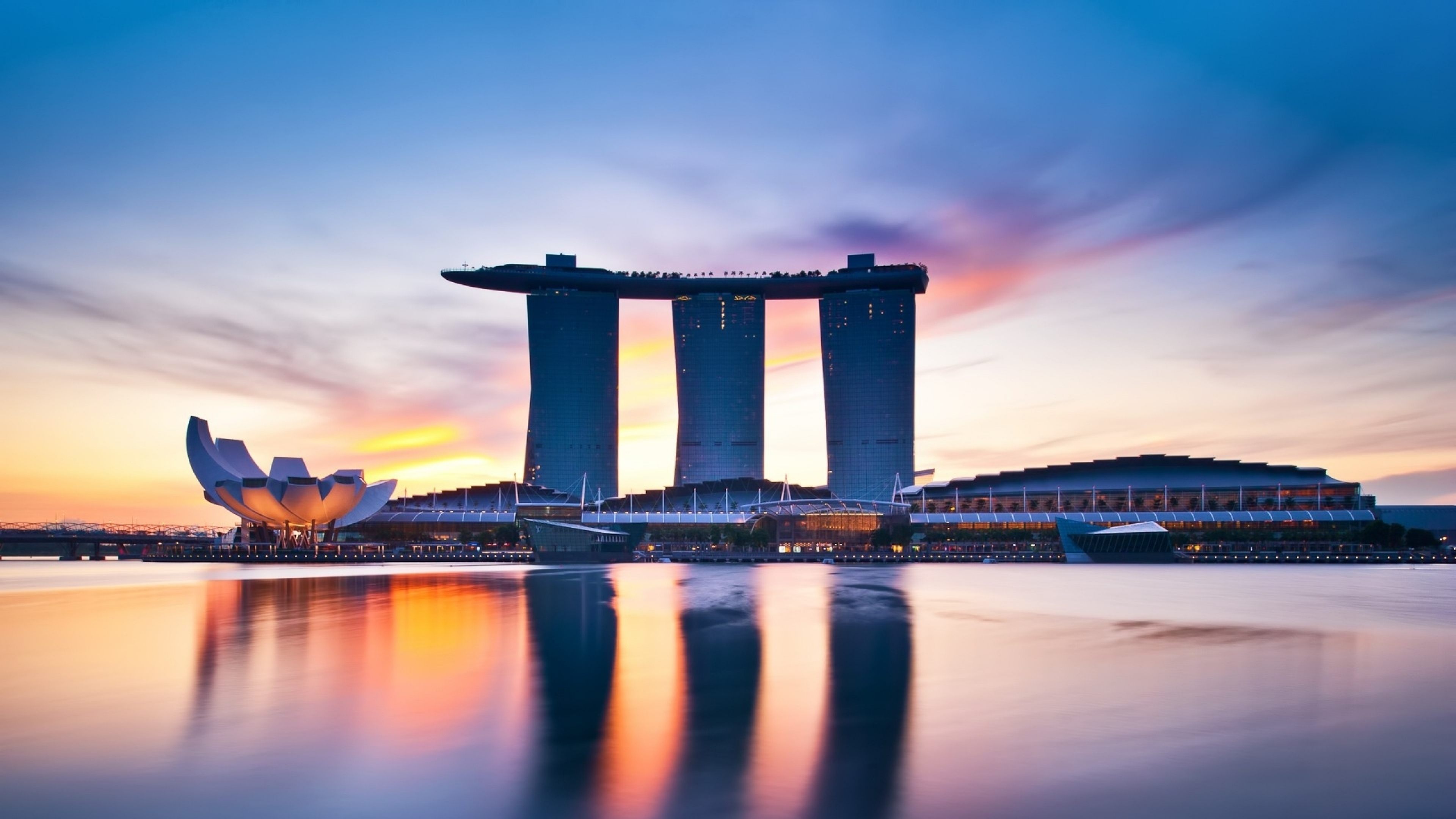 Why is Singapore a good location for starting your life over
