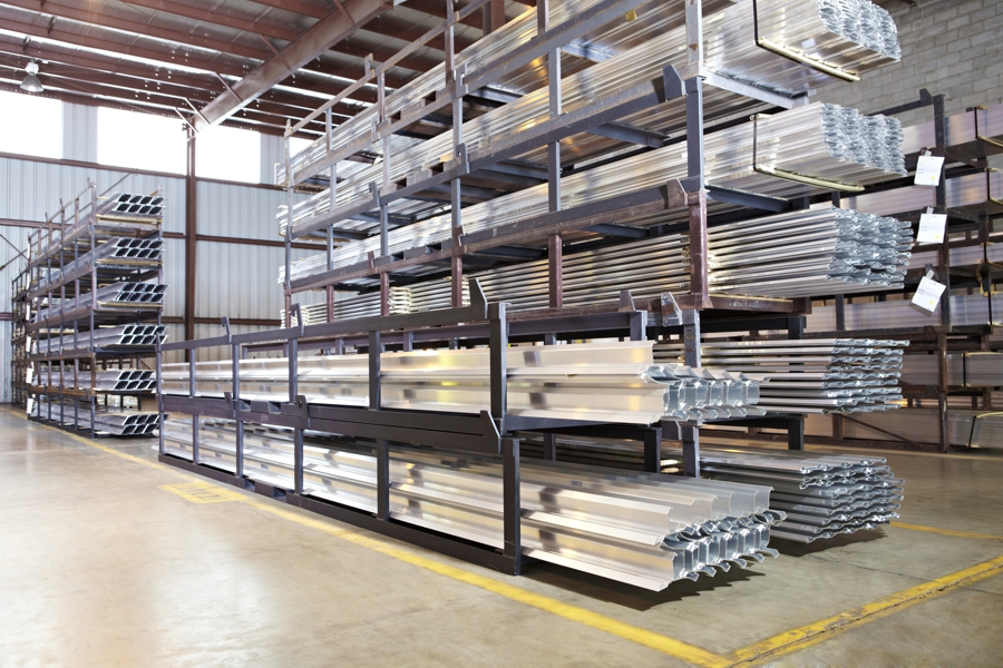 The advantages of steel shelving